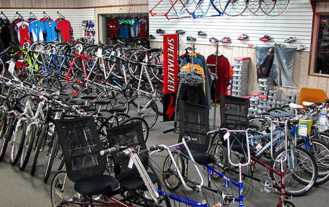 Verona WI Bicycle Store